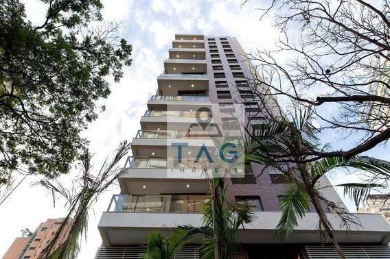 Apartamento Duplex Com 4 Dormitórios À Venda, 202 M² Por R$ 4.499.999,99 - Vila Mariana - São Paulo/sp - Ad0011