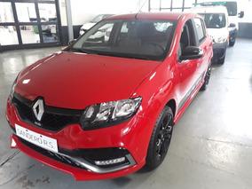 Renault Sandero Rs Rojo - Anticipo Tasa 0% (juan)