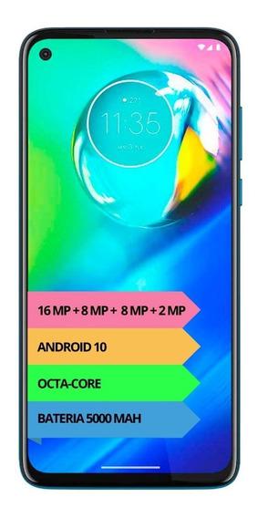 Celular Motorola Moto G8 Power 64gb 4gb Xt-2041 Gtia Oficial