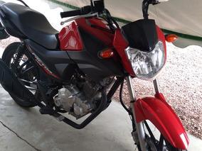 Yamaha Ybr150 Factor Ed Vermelha