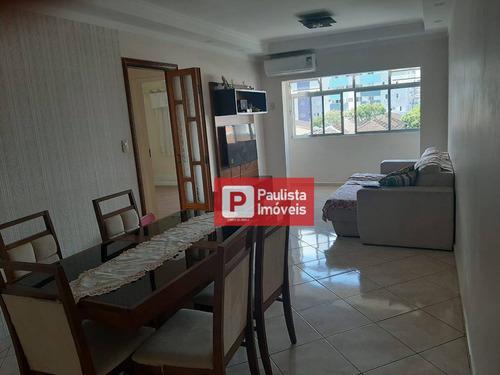 Apartamento Com 2 Dormitórios À Venda- Campo Grande - Santos/sp - Ap30949