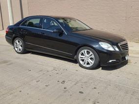 Mercedes-benz Clase E 3.5 350 Elegance Mt 2010