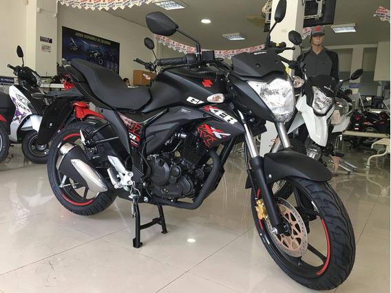 Suzuki Gixxer 155cc Modelo 2020, 0 Km.
