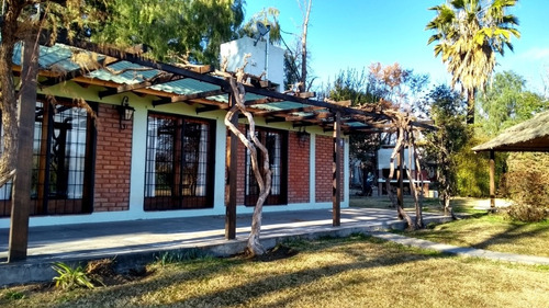 Imagen 1 de 13 de Alquiler Temporal Casa Quinta Cabaña C Pileta Maipú Mendoza