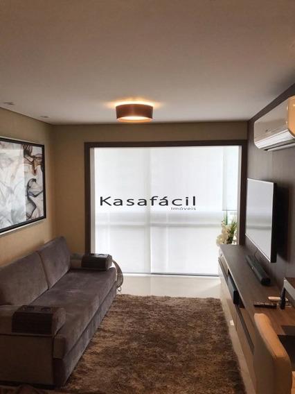 Apartamento Na Juquis, 1 Dormitório Sendo Suíte, Com 1 Vaga. - Kf32152