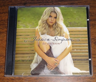 Jessica Simpson Cd+dvd Do You Know Deluxe Britney Spears