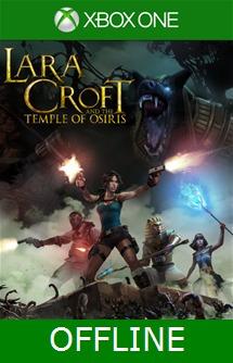Lara Croft And The Temple Of Osiris Xbox One Offline