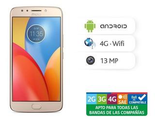 Celular Libre Motorola Moto E4 E4p Nuevos Libres Sin Caja
