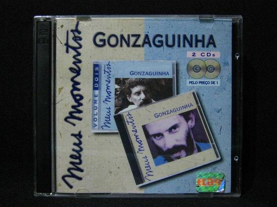 Gonzaguinha Meus Momentos - Cd Duplo