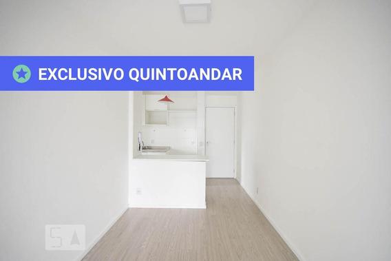 Apartamento No 6º Andar Com 2 Dormitórios E 2 Garagens - Id: 892988602 - 288602