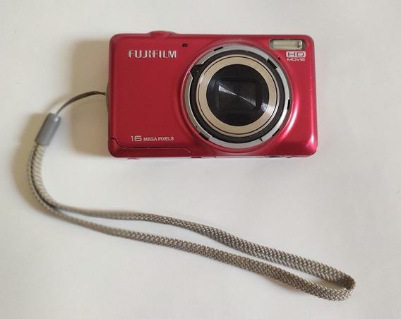 Camera Fujifilm Finepix Jx425 - Com Bateria -excelente Preço