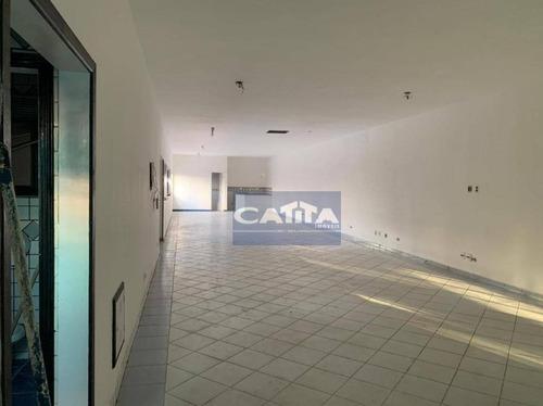 Imagem 1 de 10 de Salão Para Alugar, 150 M² Por R$ 3.500,00/mês - Tatuapé - São Paulo/sp - Sl0470