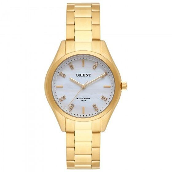Relógio Orient Fgss0098 B1kx Eternal Femini Branco- Refinado