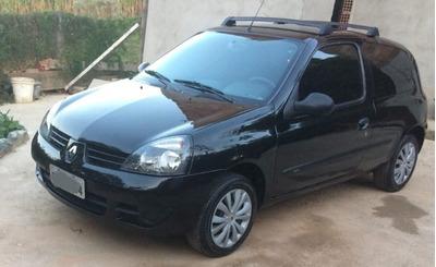 Renault - Clio Hatch - 2p - Campus 1.0 16v(hi-flex) - 2012