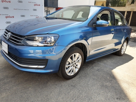 Volkswagen Vento 1.6 Confortline At 2019