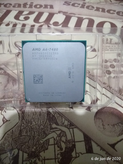 Amd A6-7480 3.8ghz Radeon R5 2g