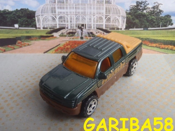 R$25 Lote Matchbox Chevrolet Avalanche 2005 B Treasure G58