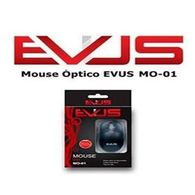 Mouse Óptico Usb Preto