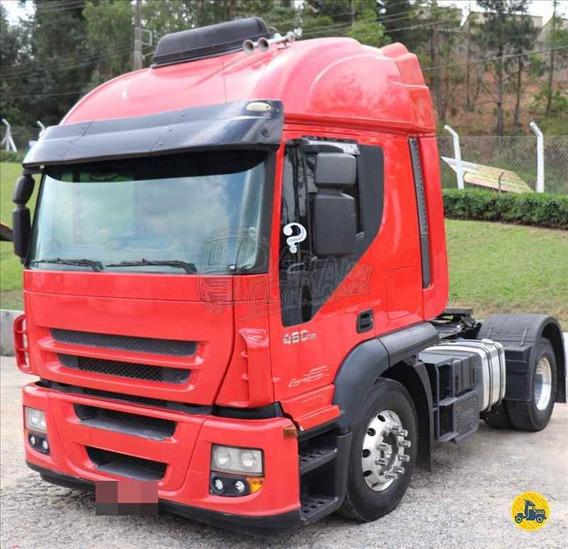 Iveco Stralis 460 2012 4x2 - Power Cegonheiro