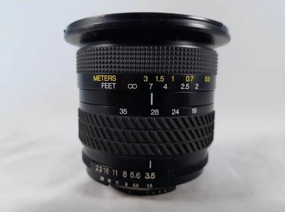 Tokina 19-35mm Para Nikon