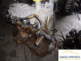 Motor Parcial Renault Megane 1.6 8v Na Troca Nº3262