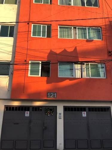 Departamento En Venta En San Lorenzo La Cebada, Xochimilco