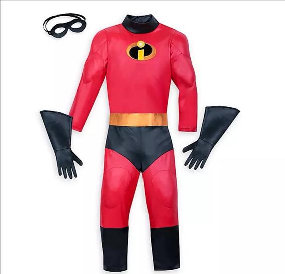 Disfraz Dash Niño T 6