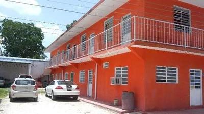 Cuarteria Col. Centro Candelaria, Campeche.