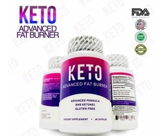 Suplemento Keto Advance Fat Quemador Importado Usa.
