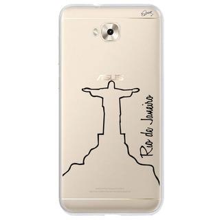 Capa Capinha P/ Zenfone 4 Selfie - Cristo Rio De Janeiro