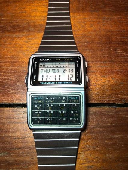 Casio Dbc-610 Década De 1980 Telememo E Schedule
