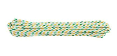 Cuerda De Polipropileno Trenzado 8 Mm X 10 M Fixser