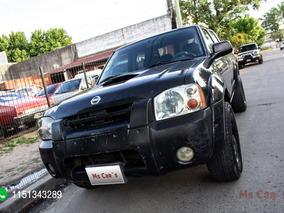 Nissan Frontier 2.8 4x4 Diesel 2005 Negro