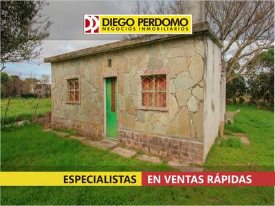 Vivienda 2 Dormitorios,balneario Kiyu- Uruguay