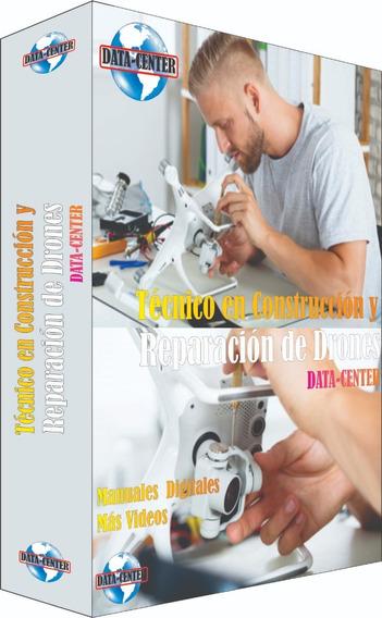 Técnico En Construcción Y Reparación De Drones
