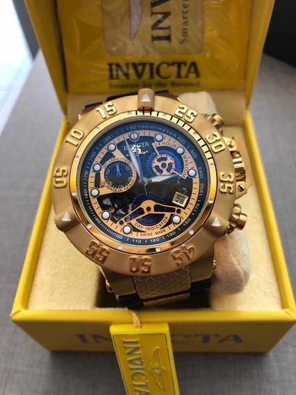 Relógio Invicta 5514 Subaqua Noma Preto