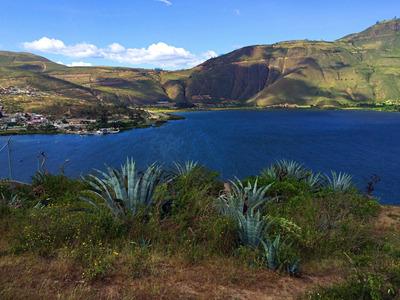 Hermosos Terrenos Con Privilegiada Ubicacion En Yahuarcocha!