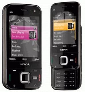Nokia N85 - Desbloqueado Fm - Usado Em Bom Estado