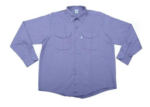 Camisa De Trabajo Ombu Col Vs 38al48