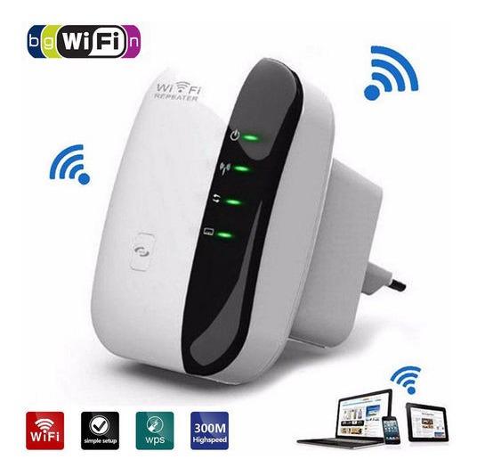 Repetidor Wifi Wireless-n 802.11 Ap Router Extender Original
