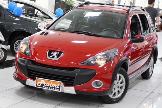 Peugeot 207 Sw Escapade 1.6 16v Flex Manual 2010