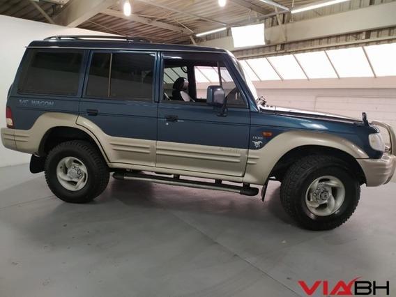 Galloper 3.0 Exceeed 4x4 V6 12v Gasolina 4p Manual 283263km