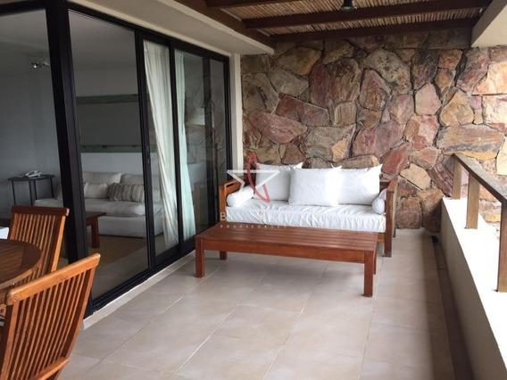 Apartamento, 2 Dorm, 2 Baños, Punta Ballena, Venta Y Alquiler- Ref: 417