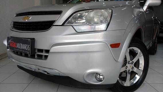 Chevrolet Captiva 3.0 Sport Único Dono 2011 Prata