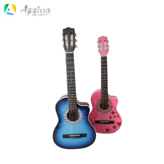 Guitarra Para Niños Y Niñas- Buena Calidad