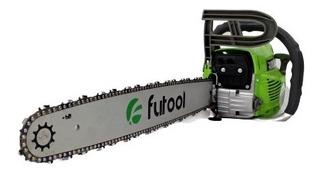 Motosierra 2 Tiempos Futool Ft-6030v Barra 20 PuLG 55 Cc 2t