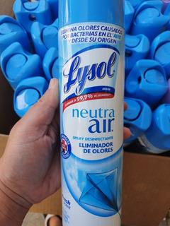 Lysol Desinfectante En Aerosol
