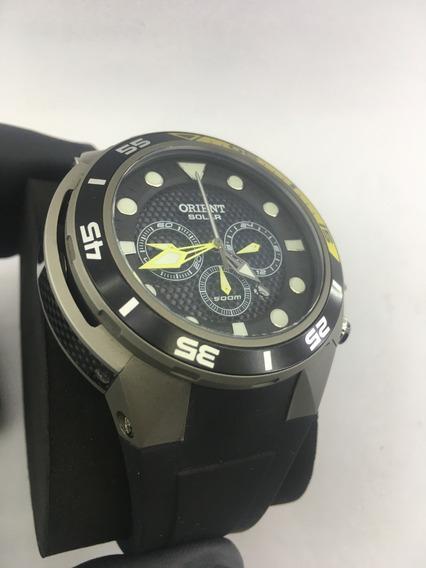 Relógio De Pulso Orient Seatech Ref:mbttc014