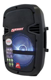 Bocinas Bluetooth 8 Pulgadas Recargable 5000w Usb Auxiliar