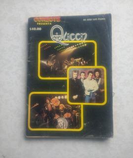 Revista Conecte Libro Queen